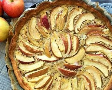 Herbstzeit ist Wähenzeit: Apfelwähen sind jetzt angesagt!