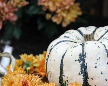 DIY Herbstkranz binden