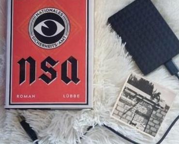 NSA – Nationales Sicherheits-Amt | Andreas Eschbach