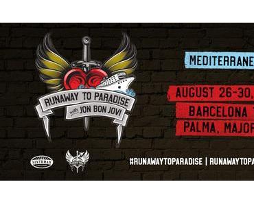 """Runaway To Paradise"" – Jon Bon Jovi in Palma de Mallorca"