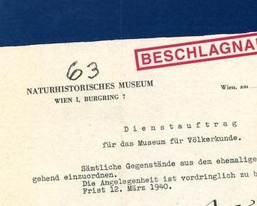 Einmahnen einer Zusätzlichkeit. Vor 23 Jahren eröffnete die erste Ausstellung Über NS-Raubkunst