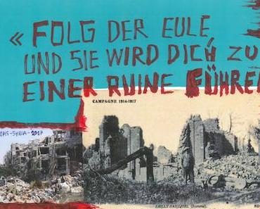 Die Ausstellung Thomas Hirschhorn »Never Give Up The Spot«