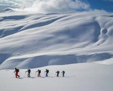 Berghasen Skitourencamps – jetzt anmelden!