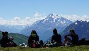 Alpenüberquerung Kosten, Organisation, Vorbereitung