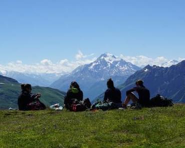 Alpenüberquerung auf dem GR5 – Kosten, Organisation, Vorbereitung