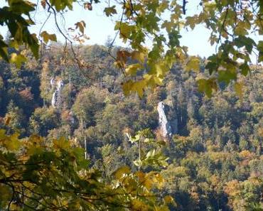 Spruch zum Wochenende: Goldener Oktober