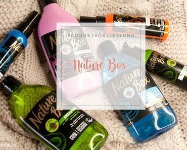 Nature Box Pflegeserie für Haut & Haar