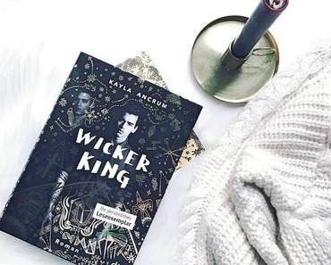 "Rezension   ""Wicker King"" von Kayla Ancrum"