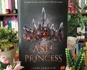 |Rezension| Laura Sebastian - Ash Princess