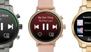 Spotify landet Wear OS-Smartwatches