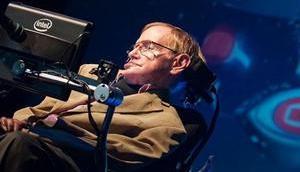 Warnungen Kosmologen Stephen Hawking Buch
