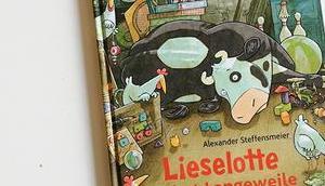 Kinderbuchliebling Lieselotte Langeweile
