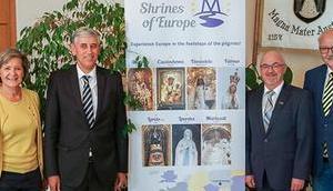 Shrines Europe-Tagung Mariazell: Aufnahme Bethlehem 2019 geplant