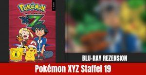 Review: Pokémon Staffel Blu-ray