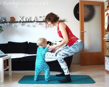 So halte ich mich als berufstätige Mama fit
