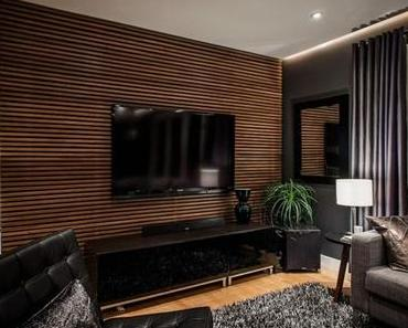 Liebreizend Wohnzimmer Fernsehwand  Design