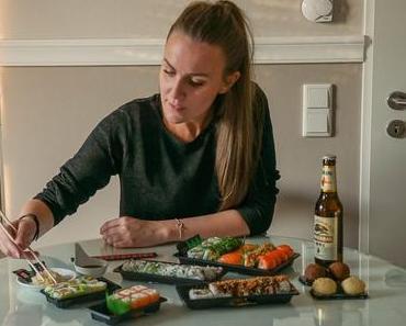 SUSHI DAILY – frischestes Sushi aus dem Supermarkt - + + + über 700 mal in Europa, über 30 mal in Deutschland ++ Sushi-Bar + + +