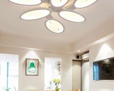 Reizvoll Deckenleuchten Wohnzimmer Modern  Design