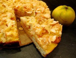 Quitten-Apfelkuchen
