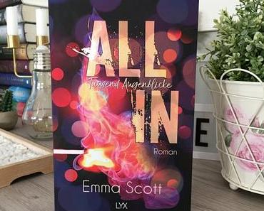 |Rezension| Emma Scott - All in 1 - Tausend Augenblicke