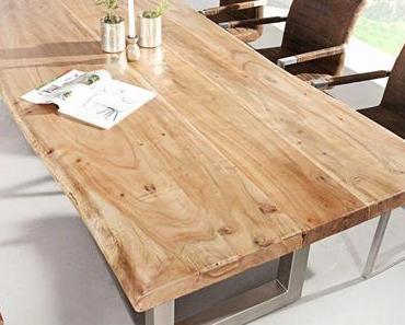 Fabelhaft Holztisch Wohnzimmer  Design