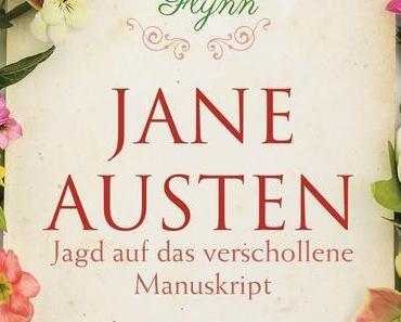 {Rezension} Jane Austen – Jagd auf das verschollene Manuskript von Kathleen Flynn