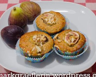 Feigen-Mandel-Muffins