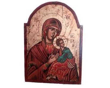 Der Mönch und der Ikonen-Maler