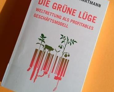 """[Werbung] Buchrezension """"Die grüne Lüge"""" von Kathrin Hartmann + Gel Eyeliner Inventur"""