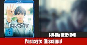 Review: Parasyte Blu-ray