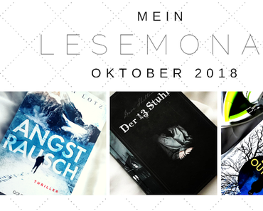 Lesemonat [10|2018]