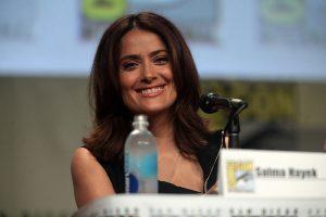 Berühmte Schauspieler/-innen Lateinamerikas: Salma Hayek