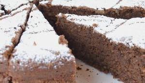 Espresso-Schokolade-Kuchen ohne Mehl