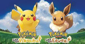 Aussehen Pokémon: Let's Pikachu!/Evoli! bekannt