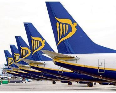 Ryanair bietet Flüge ab 7,99 Euro – bis Mitternacht