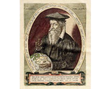 Gerhard Mercator – Atlas