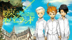 The Promised Neverland – bald als Simulcast!