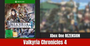 Review: Valkyria Chronicles 4   Xbox One