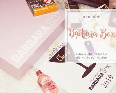 Barbara Box - 05/2018 - unboxing