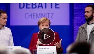 Merkel bleibt eine Beleidigung gesunden Verstand