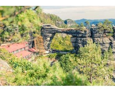 Die 4 schönsten Ausflugsziele in der Böhmischen Schweiz