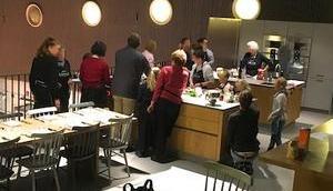 Großeltern-Enkel-Kochkurs