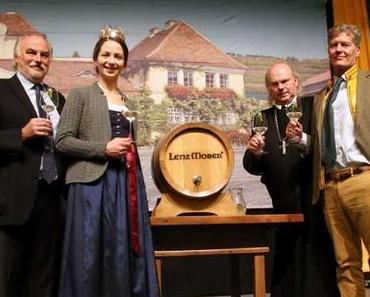 Herbstfest und Weintaufe bei Lenz Moser