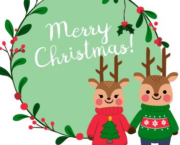 Merry Christmas - einzigartige Weihnachtsoutfits ...