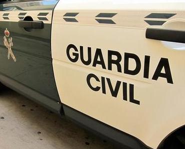Brand in der Comandancia de la Guardia Civil de Palma