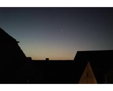 Foto: Venus am Morgen