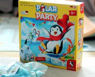 """Eiskalter Spiele-Tipp: """"POLAR PARTY"""" von Pegasus Spiele & VERLOSUNG"""