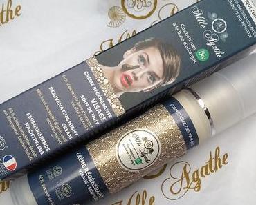 [Werbung] Mlle Agathe Regenerierende Nachtpflege mit 60 % Bio-Schneckenschleim-Extrakt