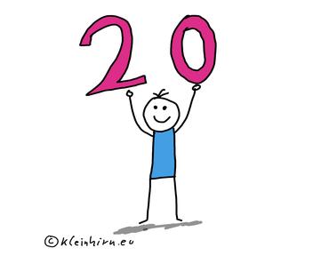 Jubiläum: 20 Jahre  Homepage wenzlaff.de!
