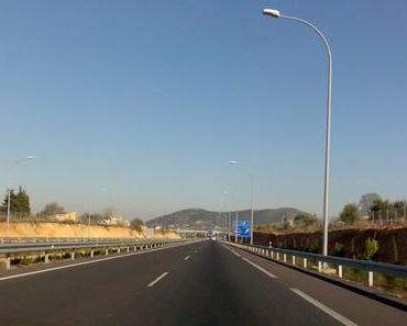 Die Via de Cintura wird drei neue Fahrspuren erhalten, um Staus zu vermeiden